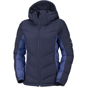Columbia Pike Lake Hooded Jacket Women nocturnal/eve